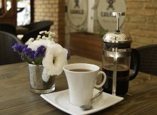 Coffee for Flowers